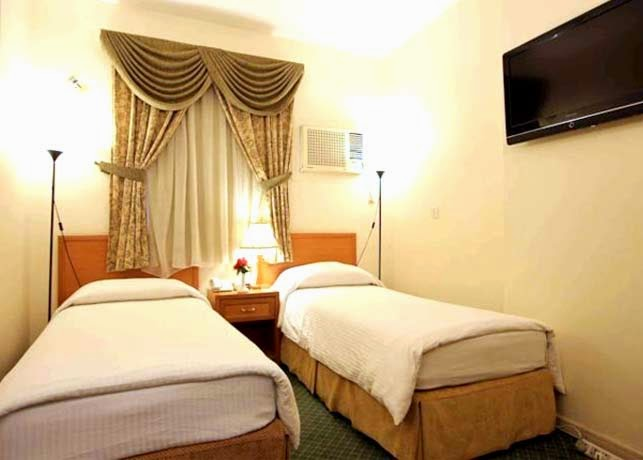 cheap hotel near masjid al-Haram